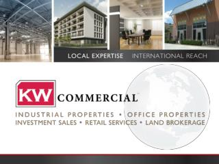 kw Commercial's  commitment  to  excellence has been proven time and time again by the results that our agents produce