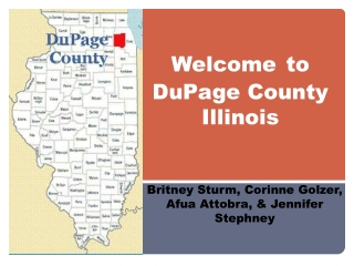 Welcome to DuPage County Illinois