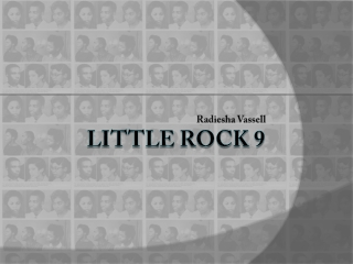 Little Rock 9