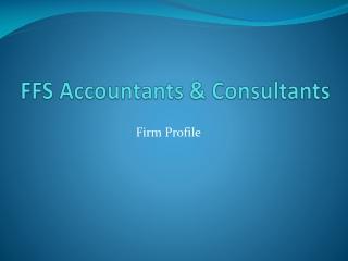 FFS Accountants & Consultants