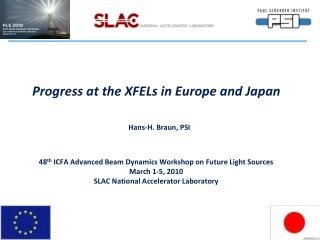 XFELs overview