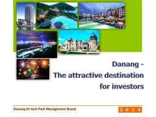 Danang - The attractive destination for investors