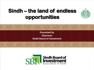 Sindh – the land of endless opportunities