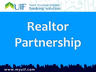 Realtor Partnership