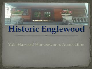 Historic Englewood