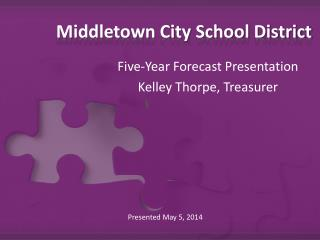 Middletown City School District