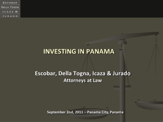 INVESTING IN PANAMA