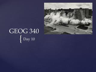 GEOG 340