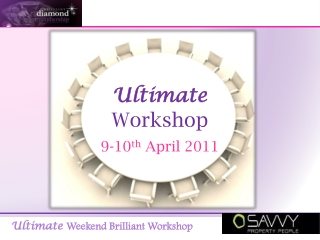 Ultimate Workshop