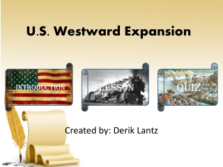 U.S. Westward Expansion