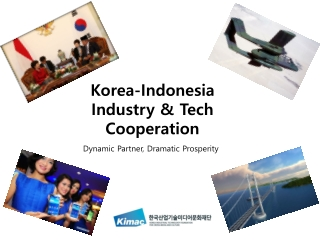 Korea-Indonesia Industry & Tech Cooperation
