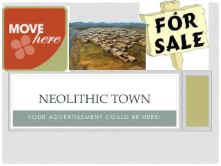 NEOLITHIC Town