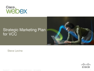 Strategic Marketing Plan for VCC