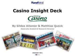 Casino Insight Deck