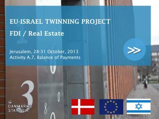 EU-ISRAEL TWINNING PROJECT