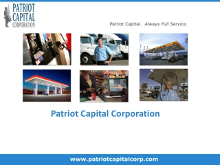 Patriot Capital  Corporation