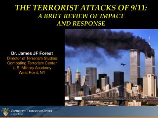 the terrorist attacks of 9