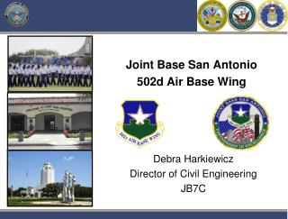 Joint Base San  Antonio 502d Air Base Wing