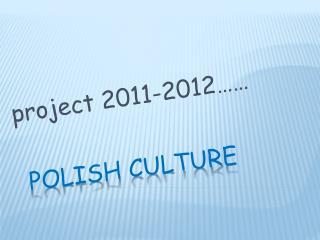 polish culture