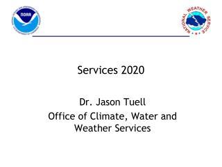 Services 2020
