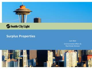 Surplus Properties