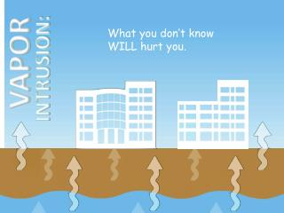 What you don't know  WILL hurt you.