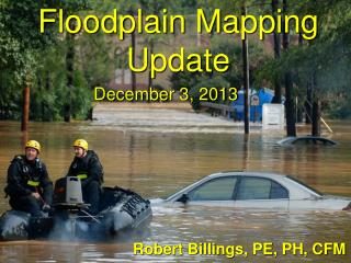 Floodplain Mapping Update