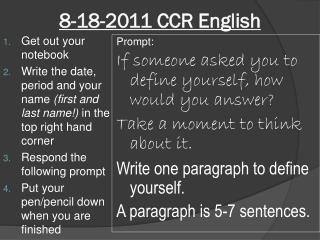 8-18-2011  CCR English