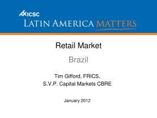 Retail Market Brazil