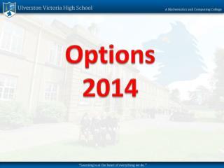 Options 2014