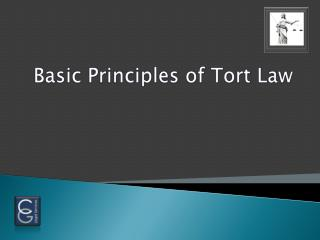 Basic Principles of Tort Law