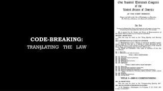 Code-breaking: