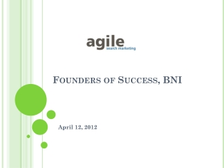 Founders of Success, BNI