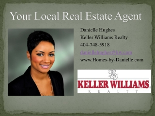 Your Local Real Estate Agent