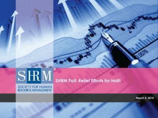 SHRM Poll: Relief Efforts for Haiti