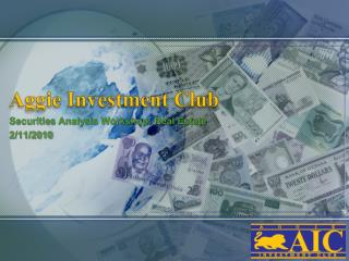 Aggie Investment Club