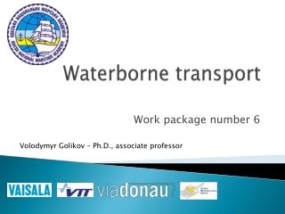 Waterborne  transport