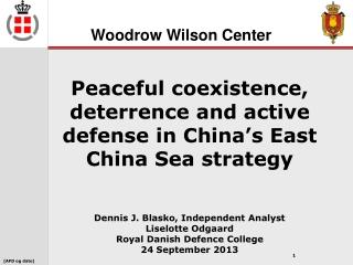 Woodrow  Wilson Center