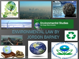 Environmental Law By Jordon Barney