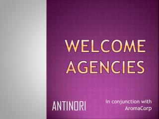 Welcome Agencies