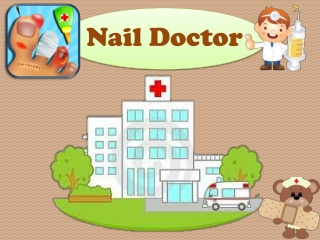 Nail Doctor - Top Most Virtual Surgery Kids Game