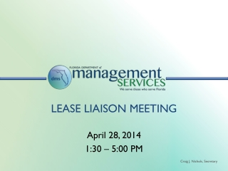 LEASE LIAISON MEETING