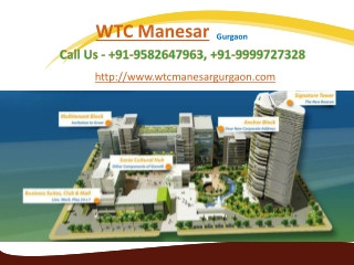 WTC Manesar