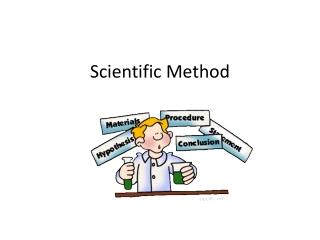 Scientific Method
