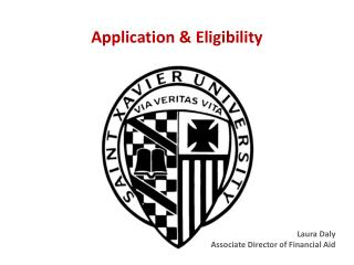 Application & Eligibility