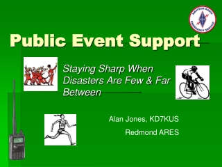 Public Event Support