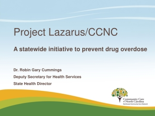 Project Lazarus/CCNC
