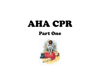 AHA CPR Part One