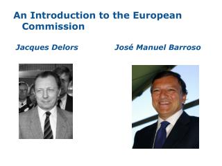 An Introduction to the European Commission