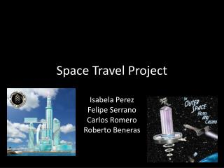 Space Travel Project